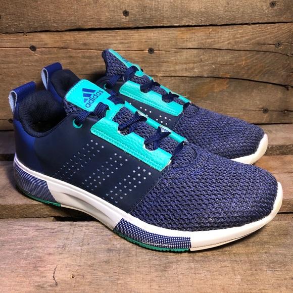 Adidas Madoru 2 M Blue Running Shoes